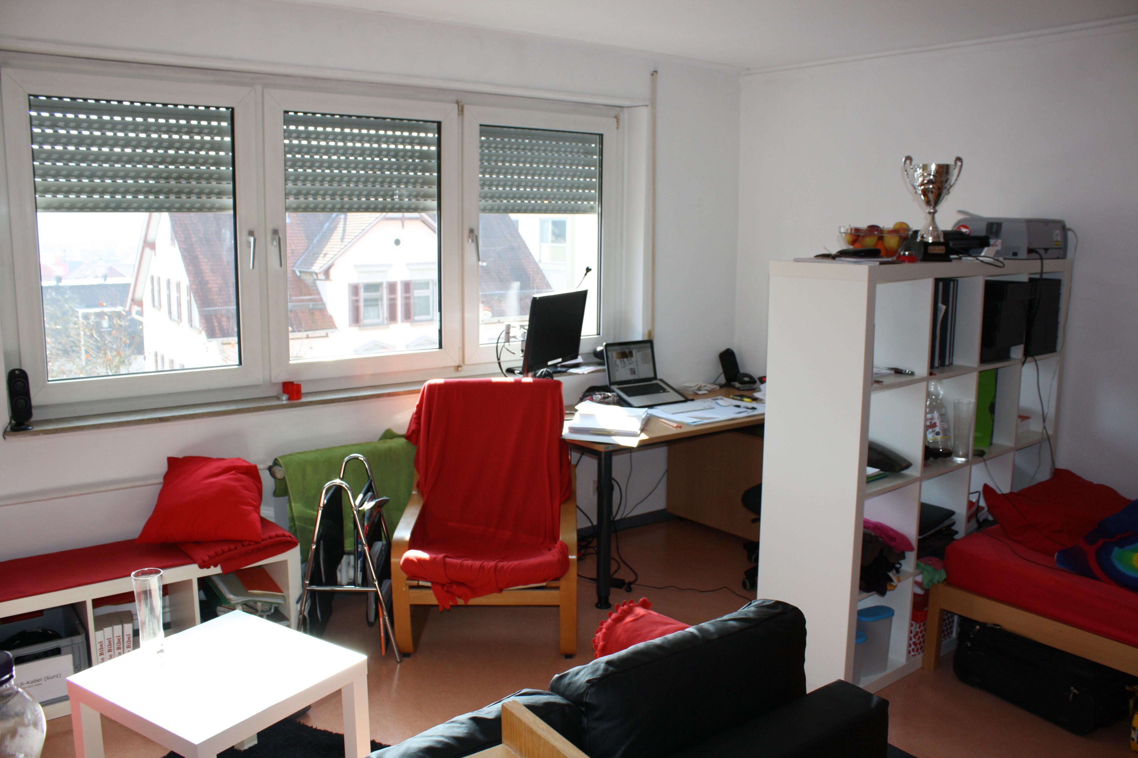Zimmer : Karl-Heim-Haus